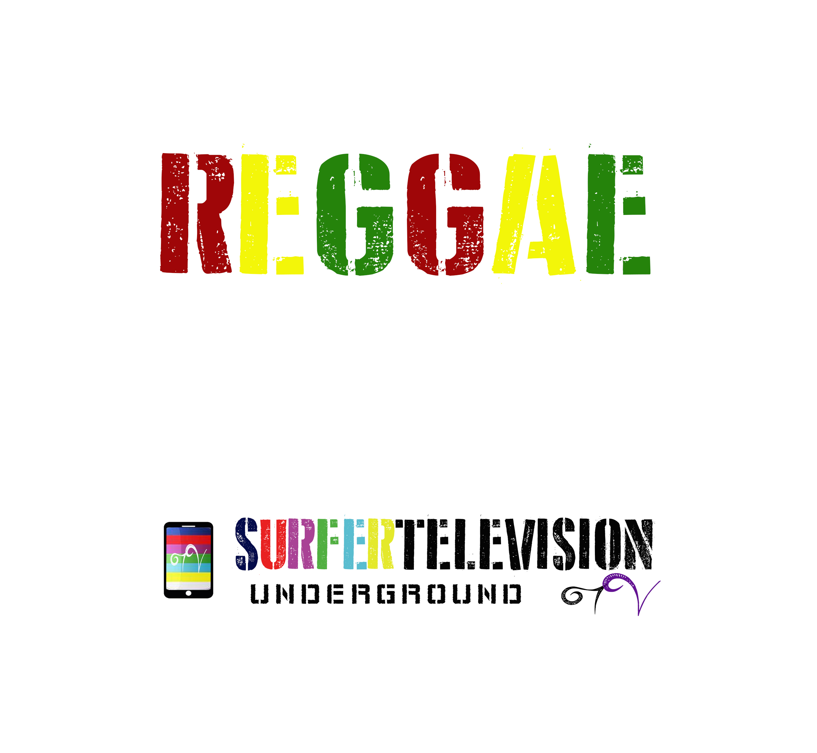 REGGAE SPOTIFY PLAYLIST   SURFERTELEVISION UNDERGROUND TV