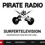 SURFERTELEVISION PIRATE RADIO SPOTIFY PLAYLIST