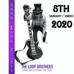 HONG KONG NIGHTS 8TH JAN 2020