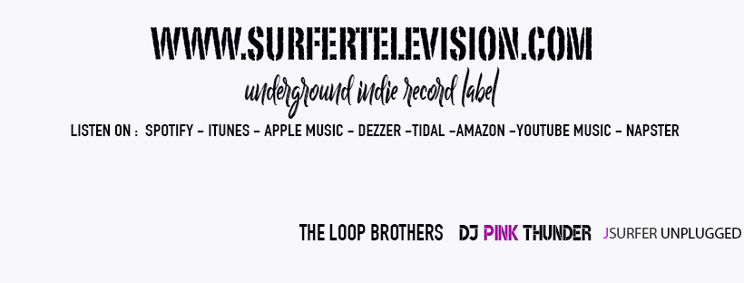 SURFERTELEVISION Indie Record Label